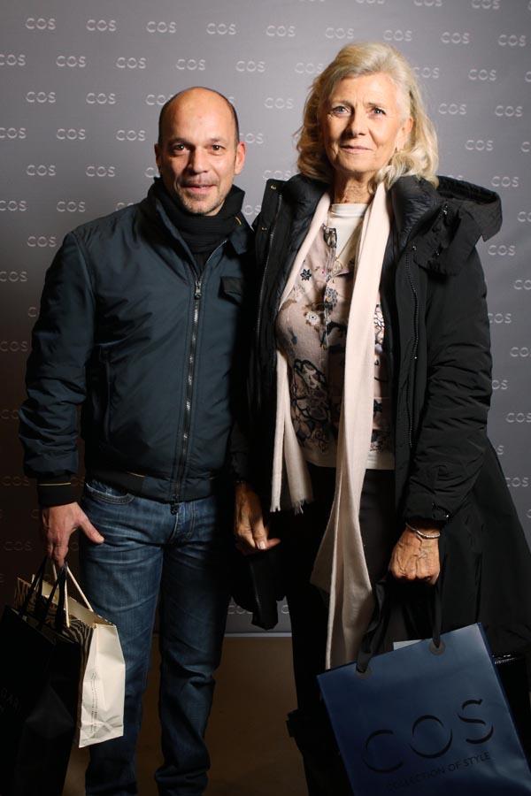 Gianluca Alagia, Cristina Maccianti