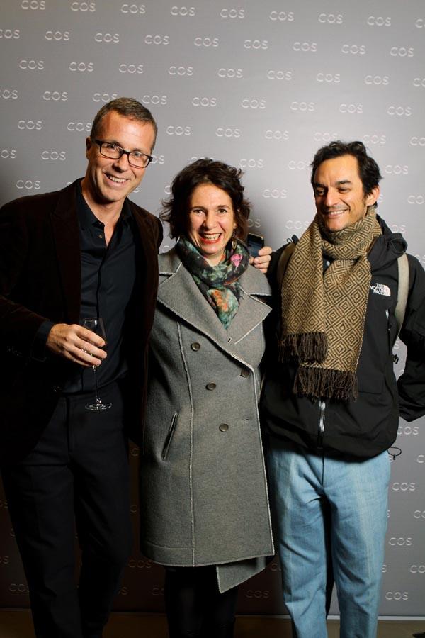 Alessandro Neri Torrigiani, Cristiana Frescobaldi, Stefano Votta