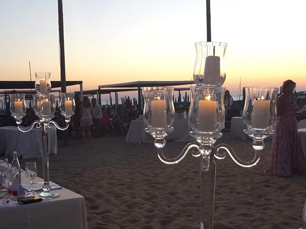 A tavola sulla spiaggia. XXIV edizione