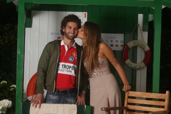 Gabriele Poli, Veronica Maffei