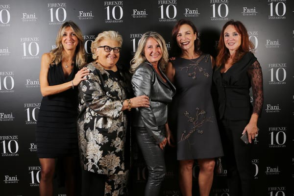 Ilaria Fani, Teodolinda Maresca, Marinella Fani, Silvia Panicucci, Ilaria Raveggi