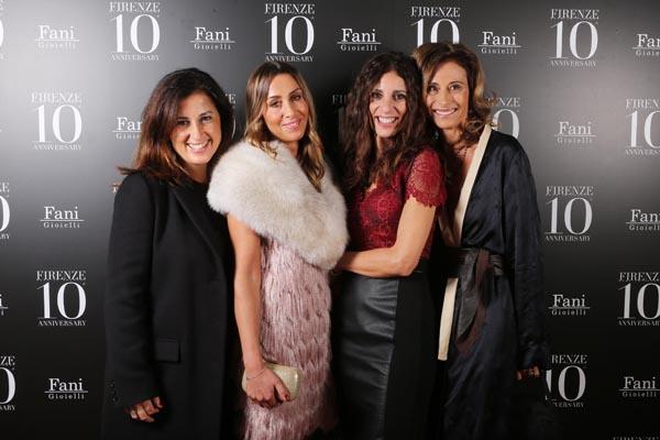 Alessia Lana, Ilaria Raffaelli, Carlotta Lana, Fiammetta Vanelli