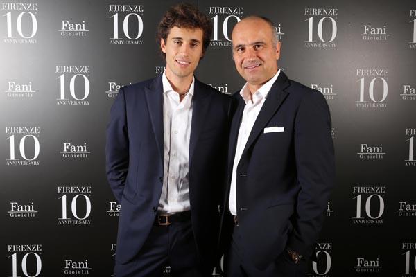 Jacopo and Alberto Peragnoli