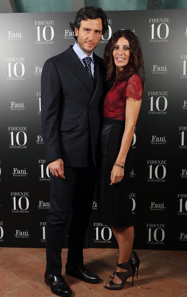 Alex Vittorio and Carlotta Lana