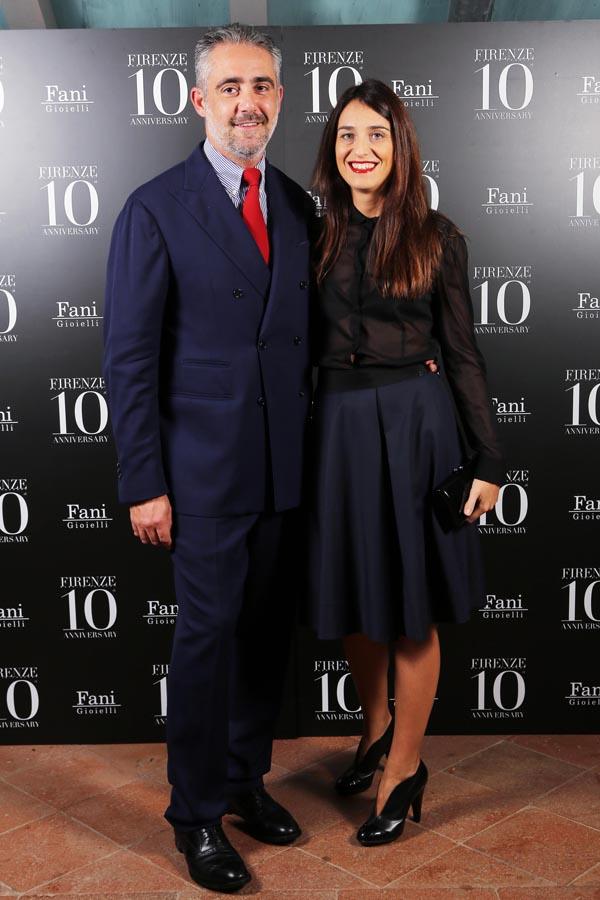 Matteo and Sara Parigi Bini