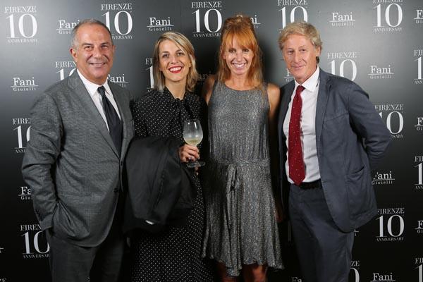 Alessandro Grassi, Giulia Dirindelli, Francesca Lombardi, Ivo Basile