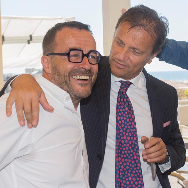 Giancarlo Morelli, Maurizio Lavetti