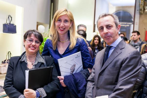 Maria Chiara Klinger Mazzarino, Giovanna Zambon, Maurizio Manfren