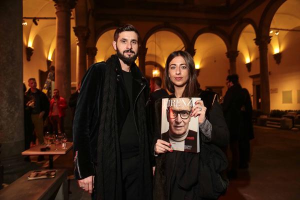 Chiara and Tommaso Bencistà Falorni