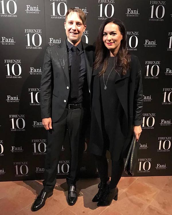 Patrio and Elena Lari