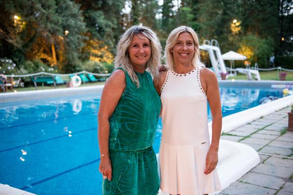 Marinella Fani e Monica Bonechi