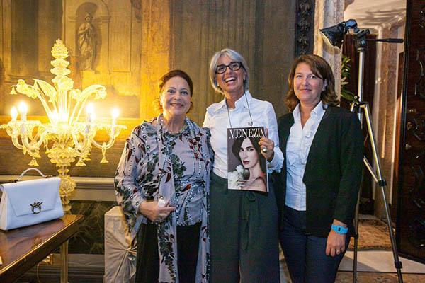 Luciana Gottardi, Ida Poletto, Federica Favaro