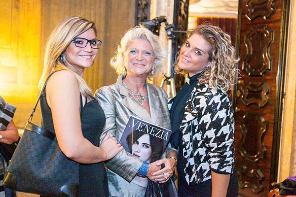 Marialisa Selvaggini, Cecilia Villani, Marta Selvaggini
