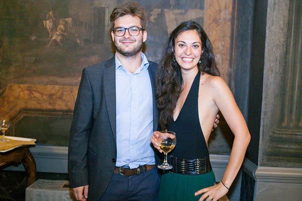 Michele Casagrande, Giulia Simonini