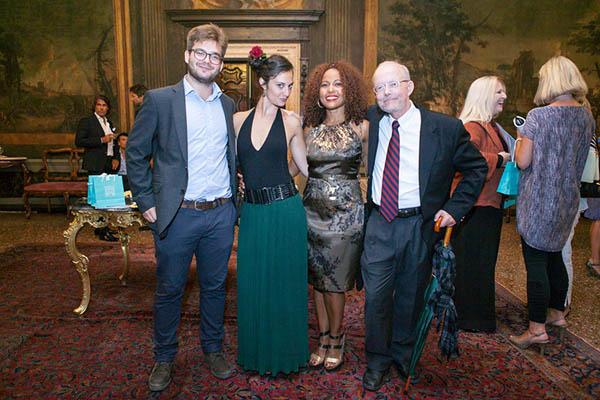 Michele Casagrande, Giulia Simonini, Nati Brito, Hoyt Rogers