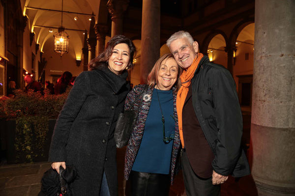 Analise Chiusini, Franca and Lorenzo Pinzauti