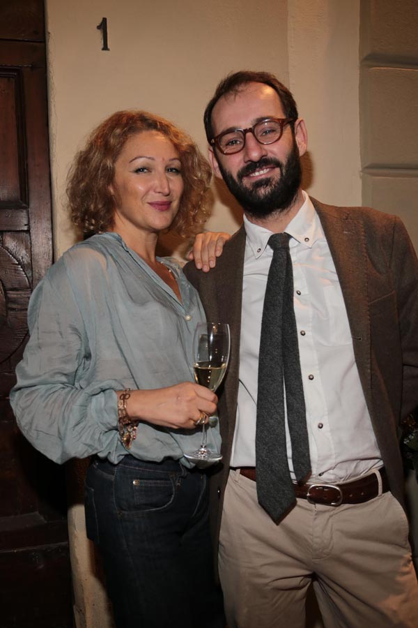 Valeria Esposito and Luigi Fragola