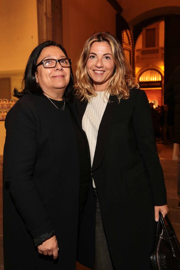 Silvie Bonas, Monica Sarti