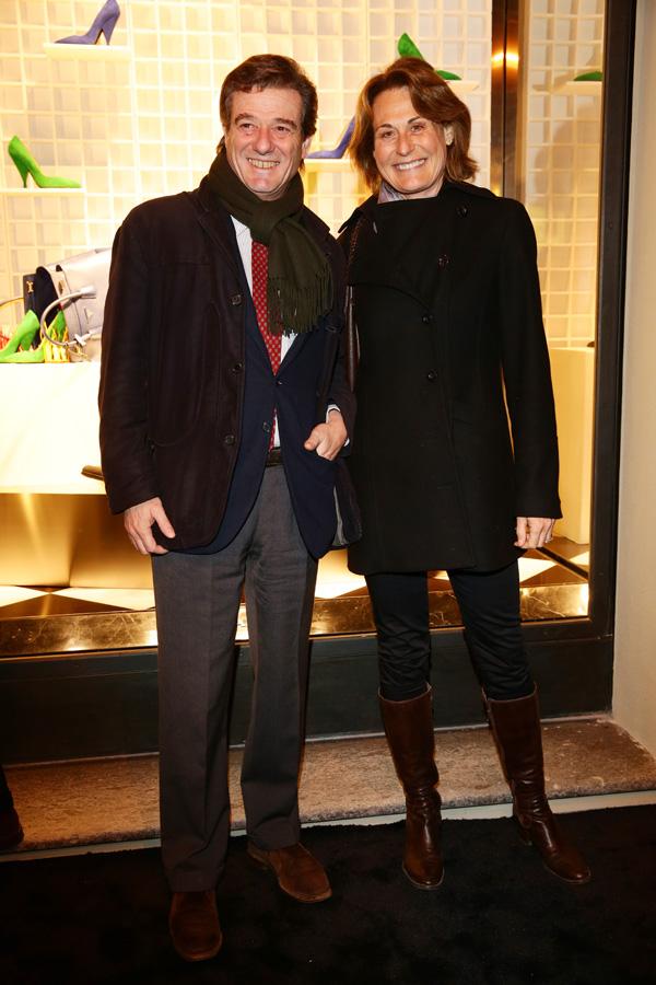 Filippo Mazzei and Lucrezia Orlando