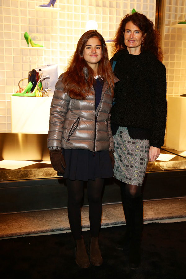 Beatrice Garagnani and Martina Ferragamo
