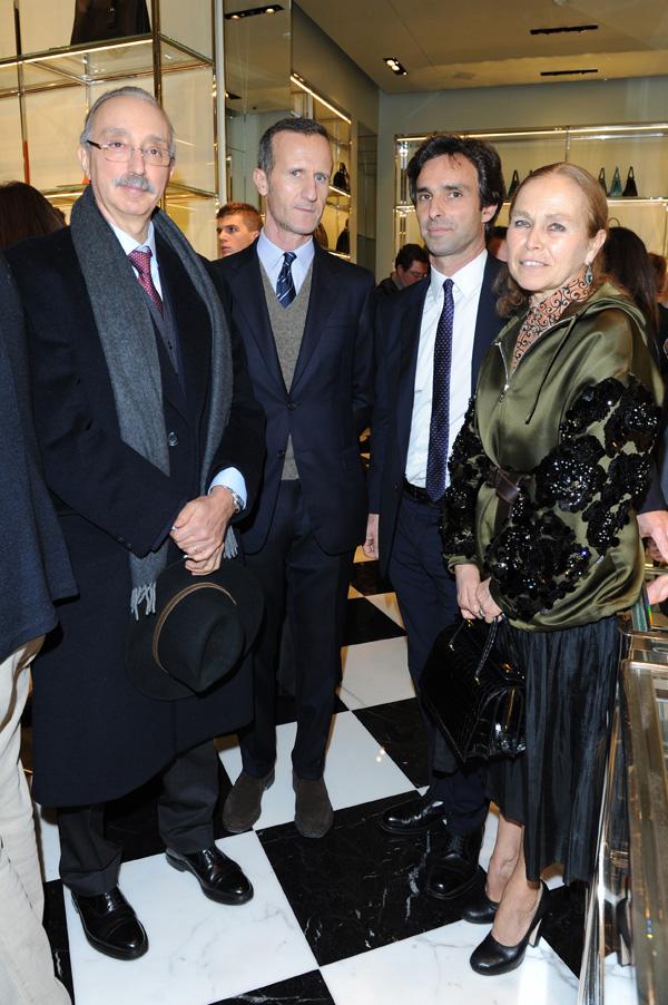 Marco Ciatti, Stefano Cantino, Giulio Brini and Manuela Pavesi