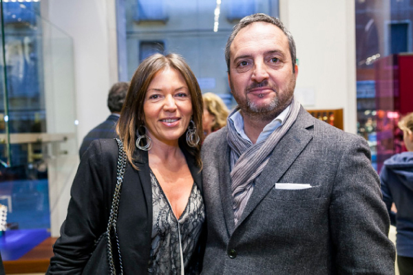 Monica and Matteo Santini