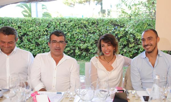 Marco Caprai, Michele Marcucci, Maria Antonietta Gutgeld, Salvatore Madonna