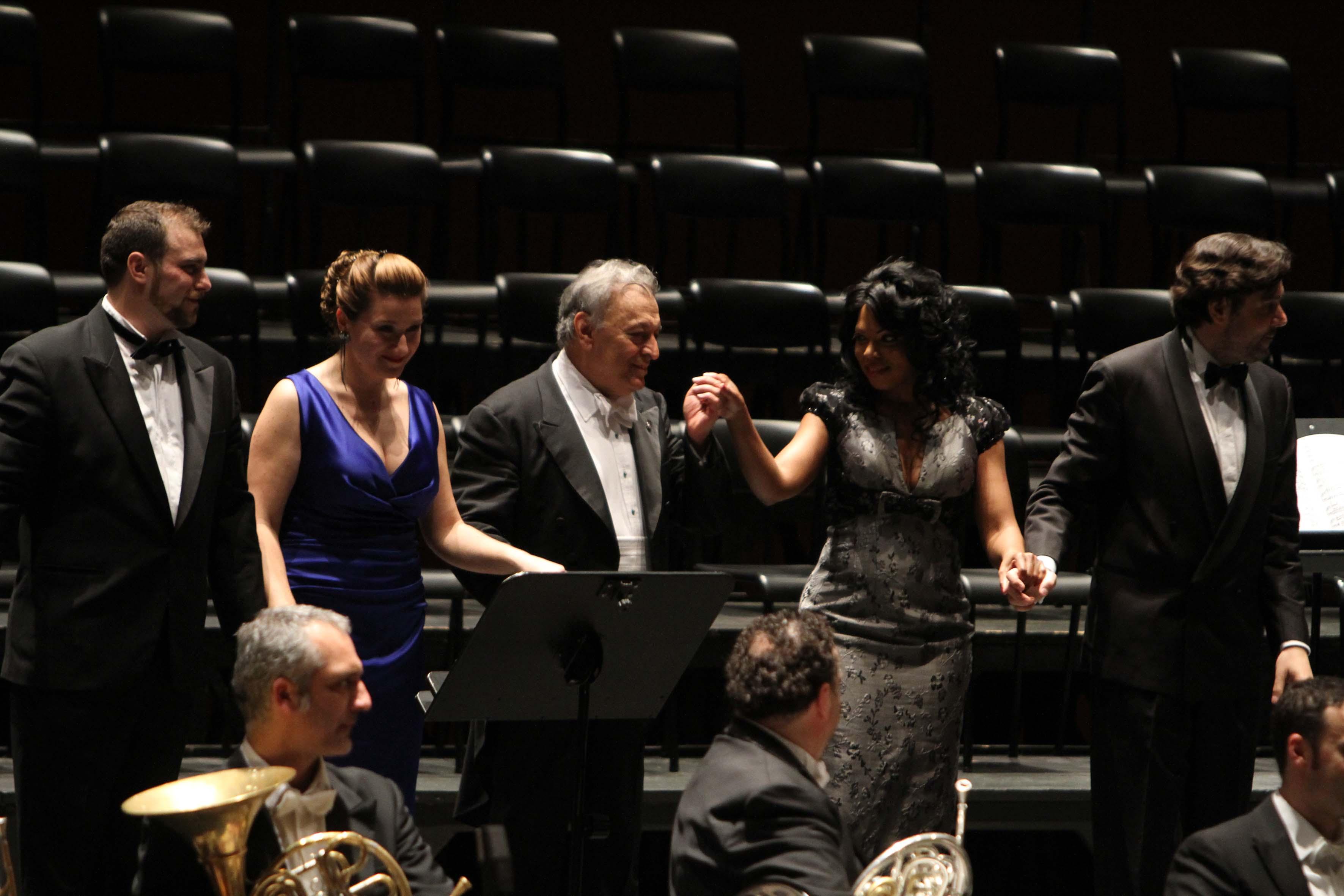Inaugurazione Maggio Musicale Fiorentino