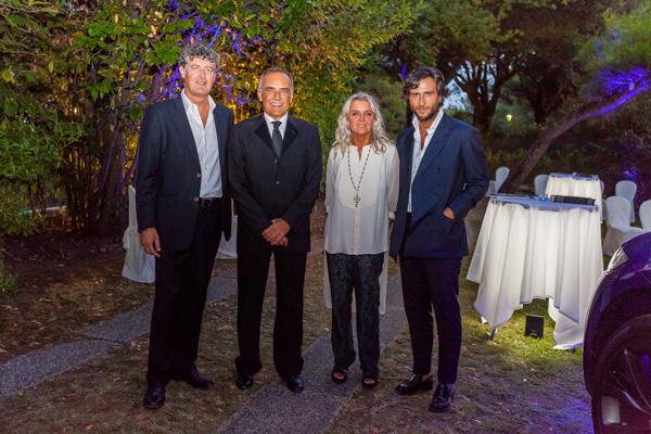 Angelo Quarti, Alberto Barbera, Alex Vittorio Lana
