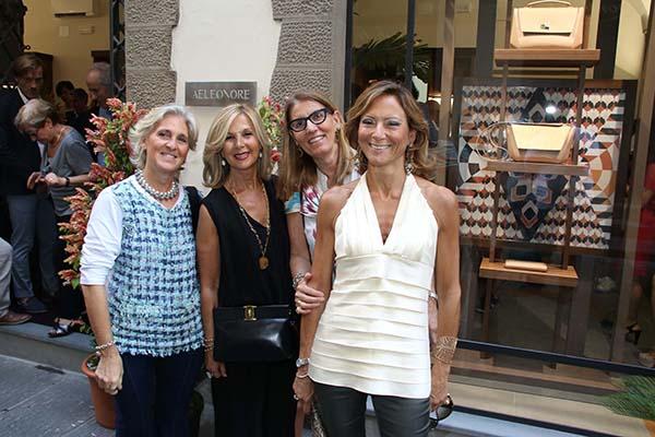 Elisa Scarpato,Paola Squillantini, Donatella Bepeverelli Antonella Fiaschi