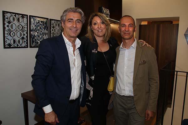 Stefano Niccoli, Davis Pieroni, Leonore Sassoli
