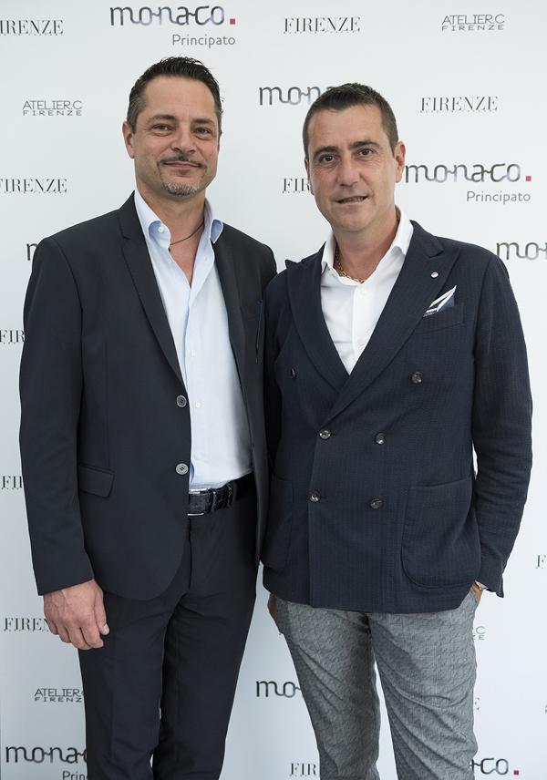 Alberto Brandoli, Simone Lazzarini