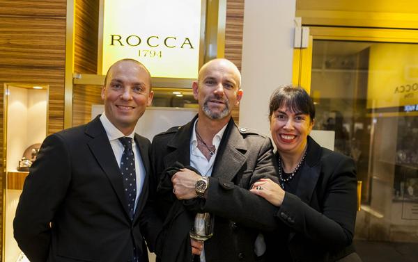 Alberto Seno, Fabiano Zocca, Silvia Fabris
