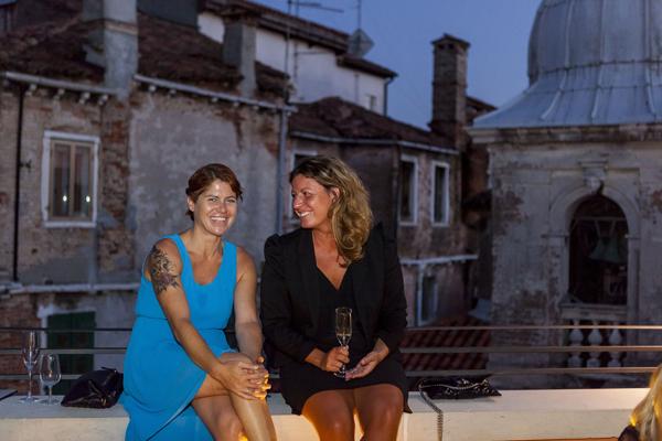 Alessandra Amadi, Eleonora Vaccari