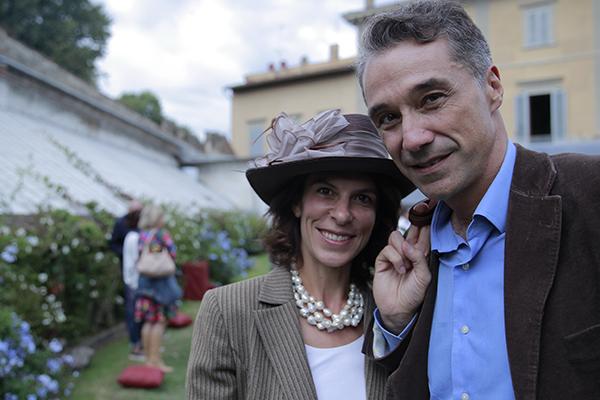 Alessandra Marchetti, Guido Mannaioni