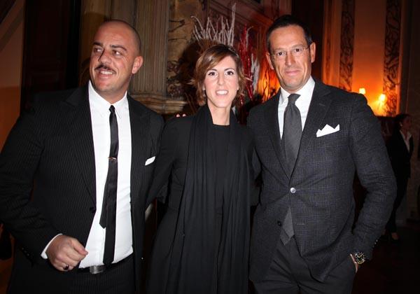Alessandro Boldrin, Carlotta Coniolo, Cristiano Menini