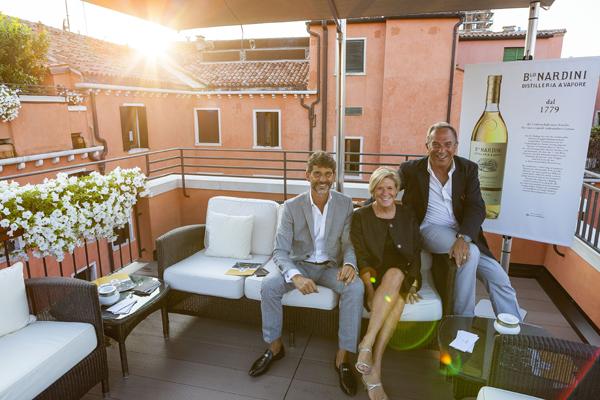 Alessandro Grassi, Cristina Nardini, Massimo Oliva