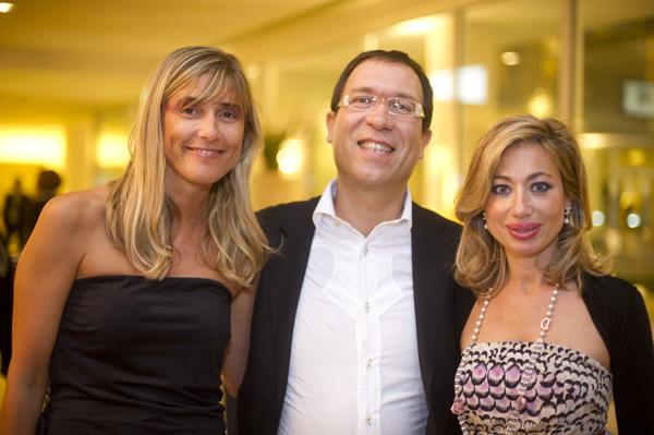 Alessia Dastoli, Valerio Verdiani, Simona Naldini