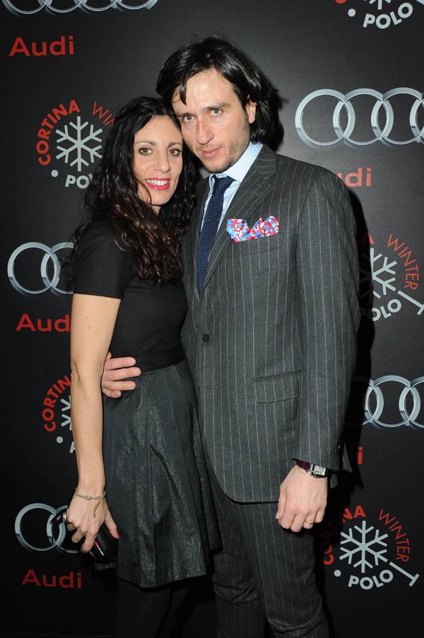 Carlotta and Alex Vittorio Lana