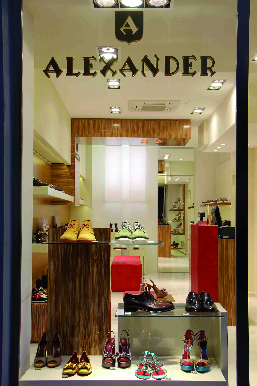 PRESSPHOTO Firenze, Boutique Alexander, via della Vigna Nuova. Nella foto