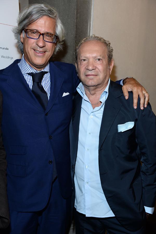 Sandro Fratini, Ermanno Scervino