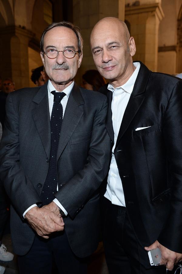 Giuseppe Mondani, Toni Scervino