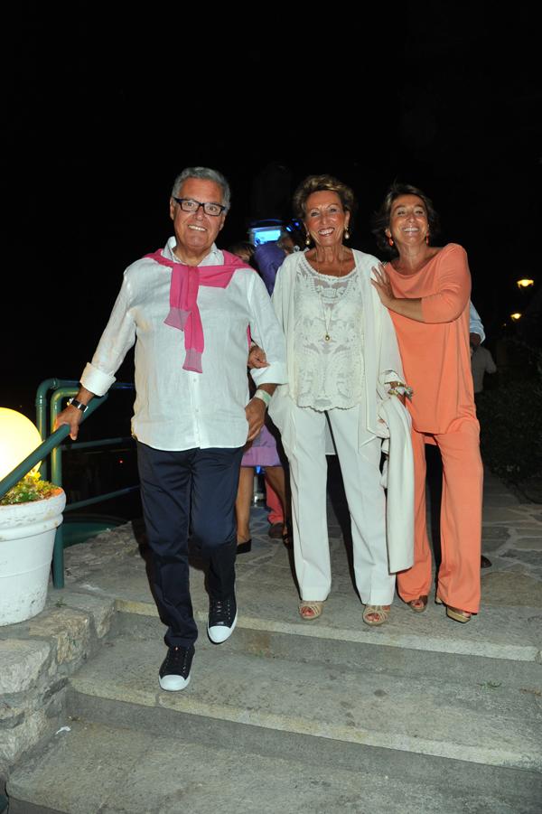 Lanfranco Greco, Ezia Schiavo, Silvana Trione