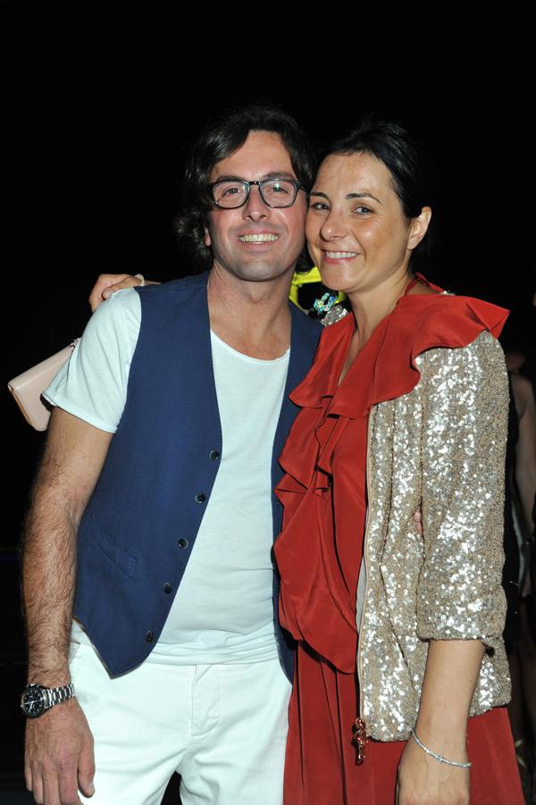 Luca and Rita Blasi