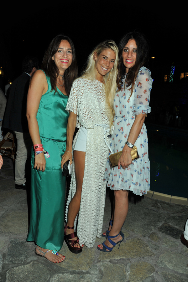 Sara Gherardi, Rossella Catapano, Carlotta Turini