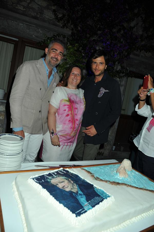 Matteo Parigi Bini, Ilaria Iacono, Alex Vittorio Lana