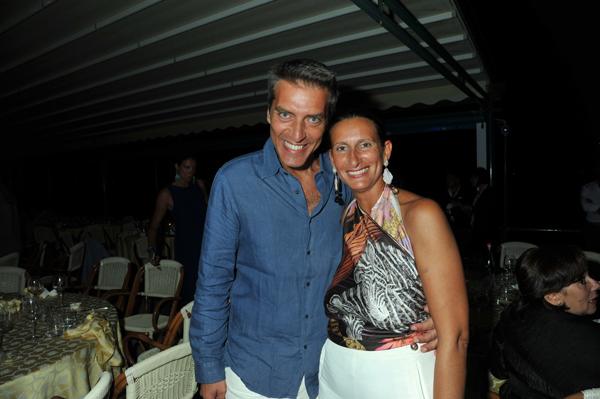 Chicco Coda, Simona Rocchi