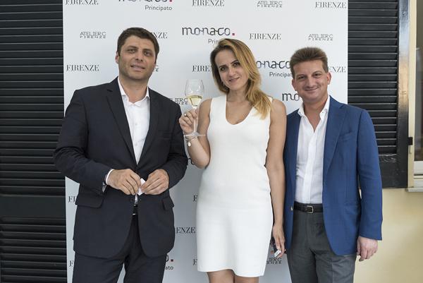Andrea Cianferoni, Carlotta Marongiu, Mariofilippo Brambilla di Carpiano