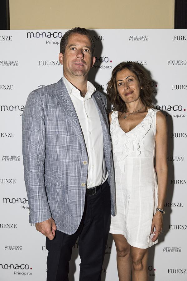 Andrea and Piera Mercatelli