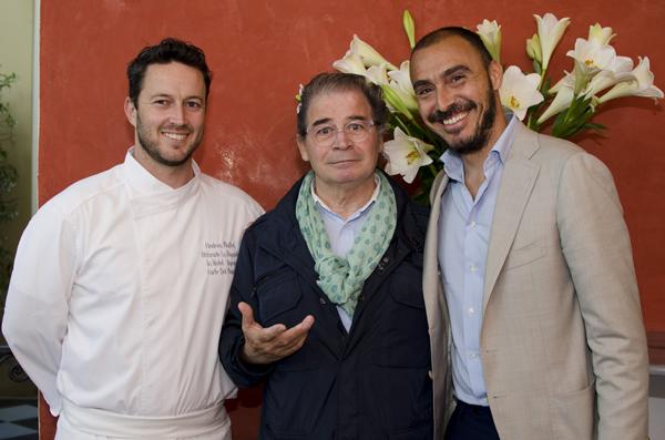 Andrea Mattei, Ferdinando Cioffi, Salvatore Madonna
